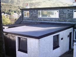 flat roof in garelochead roofs pinterest flat roof flat