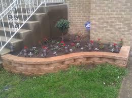 Raised Flower Bed Corners - 94 best flower beds images on pinterest backyard ideas outdoor