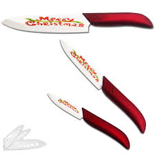 popular red knives set buy cheap red knives set lots from china