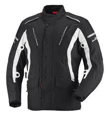 white motorcycle jacket ixs flow curve ixs trago textile jacket black white motorcycle