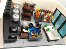 dr ford u0027s office a westworld lego moc album on imgur