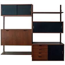 Modern Wall Unit Danish Shelves 125 For Sale At 1stdibs