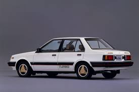 nissan langley exa turbo 1983 nissan sunny b11 turbo le prix classic cars pinterest