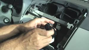 2009 toyota corolla ac console knob replacement youtube