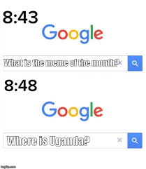 Google Meme Maker - image tagged in google before after ugandan knuckles uganda google