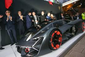 lamborghini sports cars sports car gets spark from mit boston herald