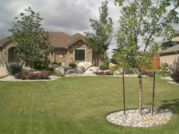 Front Yard Landscaping Ideas No Grass - image of front yard landscaping ideas photos small no grass home