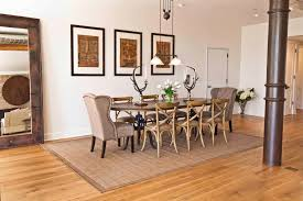 Dining Room Wingback Chairs Dining Room Antler Candle Holders With Wingback Chair And Floor