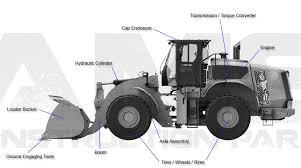 volvo wheel loader replacement parts