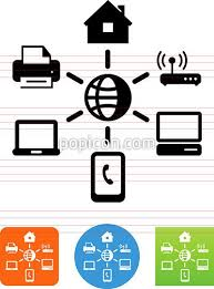 home network design project remote managed services home network icon computer technology
