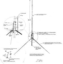 5 8 vertical ground plane antenna for 10 meters iw5edi simone