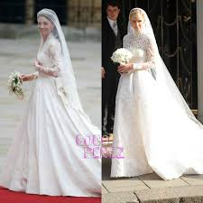 wedding dress no kate middleton vs nicky who wore this wedding dress