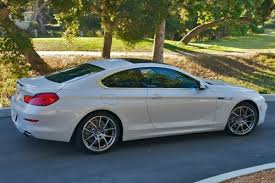 used bmw 650i coupe used 2014 bmw 6 series 650i xdrive for sale edmunds