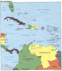 Blank Map Of Central America And The Caribbean by What Did The Caribbean Prehistorically And Historically Look Like