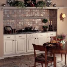 perfect picture kitchen backsplash idea daltile copper slate