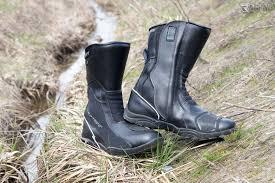 kawasaki riding boots tourmaster solution wp air motorcycle boots review