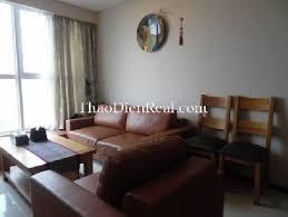 Wooden Chairs For Rent Wooden Furniture Apartment 3 Bedrooms In River Garden Thao Dien