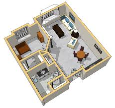 Simple House Plans 600 Square Floor Plans U2014 Quality Care Of Howell