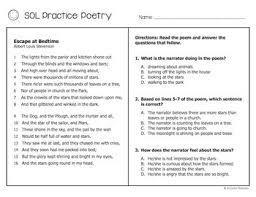 reading sol practice worksheets bundle sol 4 4 4 5 u0026 4 6 by