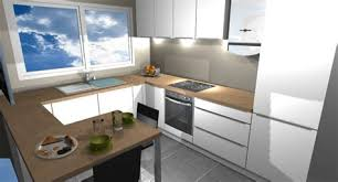 etude cuisine implantation cuisine en u 11 etude cuisine montpellier 2