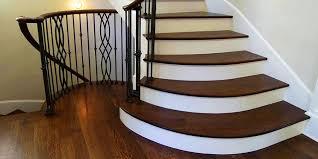 beautiful custom stairs loren dugan master stair builder tierra