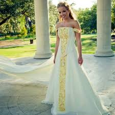 best beautiful fairytale medievel wedding dress inspred from the