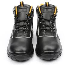 low cut motorcycle boots black high cut shoe work winter construction steel toe high safety
