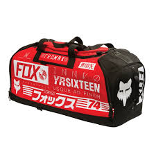 ogio motocross gear bags fox racing 2016 podium union gear bag red available at motocross giant