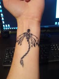 dragonfly tattoos for tattoos and wrist