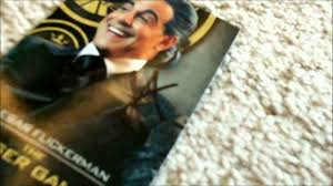 my 4th hunger games autograph success stanley tucci caesar