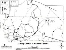 Map Venice Florida by Maps U0026trails Carlton Reserve Sarasota Natural Land And Wilderness