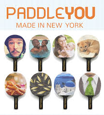 custom table tennis racket paddleyou paddleyou unveils new custom made in new york ping pong