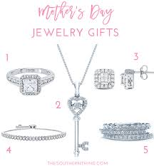 mothers day jewlery s day jewelry gift guide the southern thing