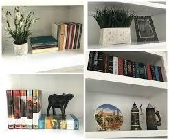 honey i u0027m home styling bookshelves ii