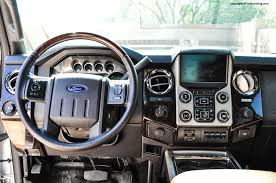 Ford F250 Platinum Interior 2014 Ford F 350 Platinum Review Rnr Automotive Blog