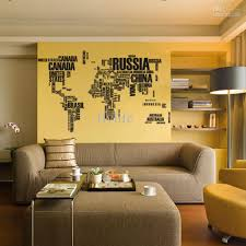 world map wall decor roselawnlutheran