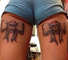 15 best girly skull tattoos images on pinterest bow