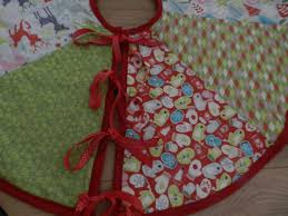 tree skirt pattern prints to polka dots