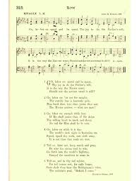 Seeking Intro Song Classic Hymns With Missions References