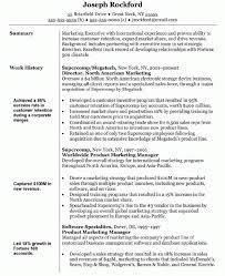 sales and marketing resume format exles 2015 marketing director resume exles sevte