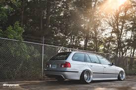 bmw wagon stance s 540i wagon allthingsproper