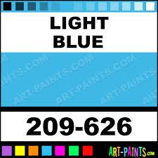 light blue artist stained glass window paints 209 626 light
