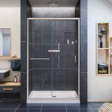 dreamline shdr 0948720 04 infinity z semi framed sliding shower