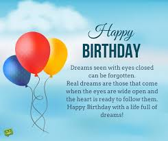 Samples Of Birthday Greetings Inspirational Birthday Wishes Messages To Motivate And Celebrate