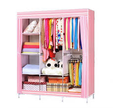 wardrobe amazon com portable storage organizer wardrobe closet