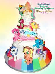 torte my little pony di cake design
