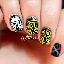 21 best starwars images on pinterest starwars star wars nails