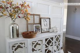 mirrored console table for sale mirrored console table ready for fall the sunny side up blog