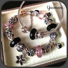 black bracelet pink images 123 best awesome pandora images pandora jewelry jpg