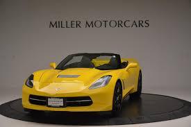 used corvette 2014 2014 chevrolet corvette stingray z51 stock 7088 for sale near
